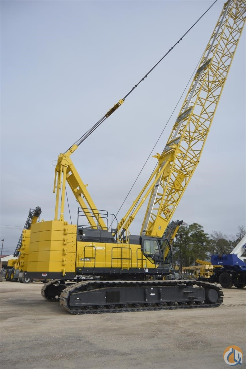 2019 KOBELCO CK1600G Crane for Sale in Holbrook Massachusetts on CraneNetwork.com