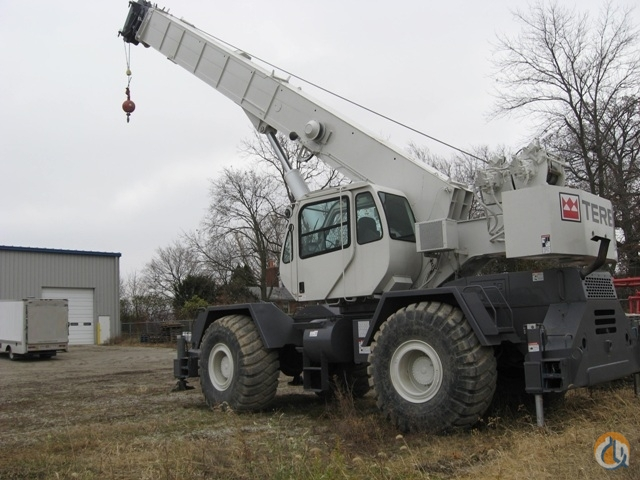 2003 Terex RT555 Rough Terrain Crane Crane for Sale on CraneNetwork.com