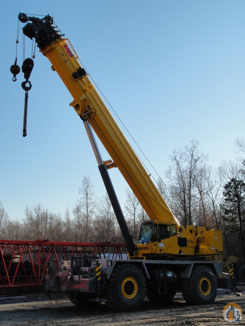 2007 Grove RT9130E For Sale Crane for Sale in Mobile Alabama on CraneNetwork.com