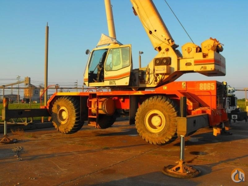 2009 Link-Belt RTC 8065 Crane for Sale on CraneNetwork.com