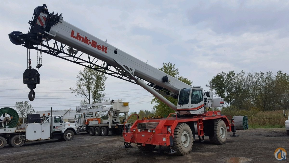 2011 Link-Belt RTC8065II Crane for Sale in Central Square New York on CraneNetwork.com