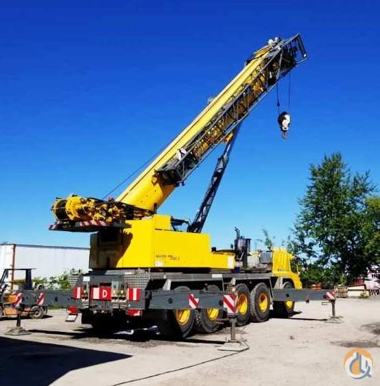 2012 Grove GMK5165-2 Crane for Sale in Oakville Ontario on CraneNetwork.com