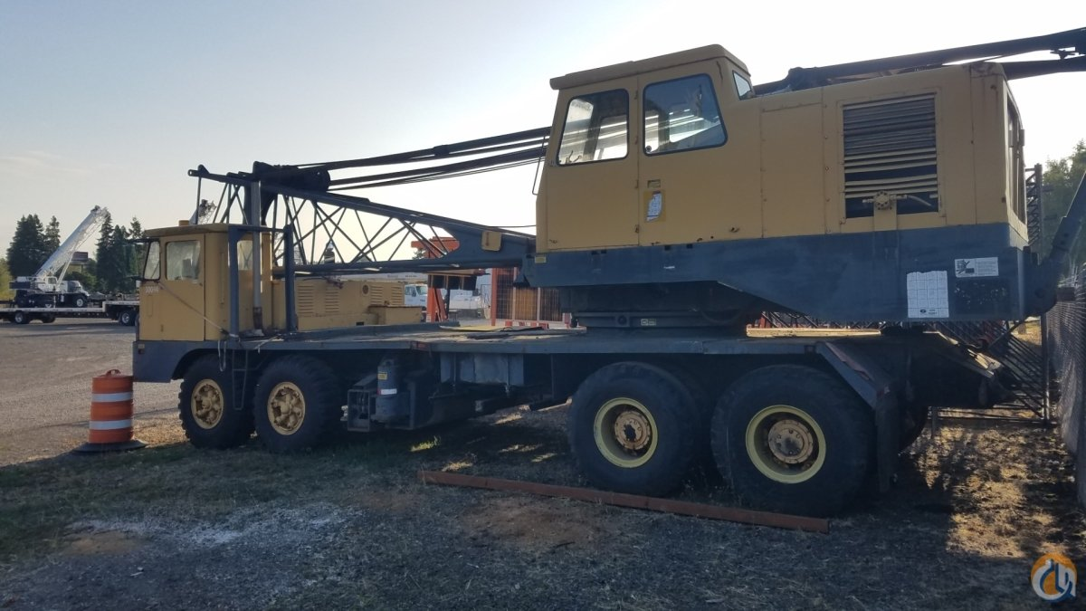 1969 Clark Lima 770TC 70 Ton Lattice Boom Truck Crane CranesList ID 357 Crane for Sale on CraneNetwork.com