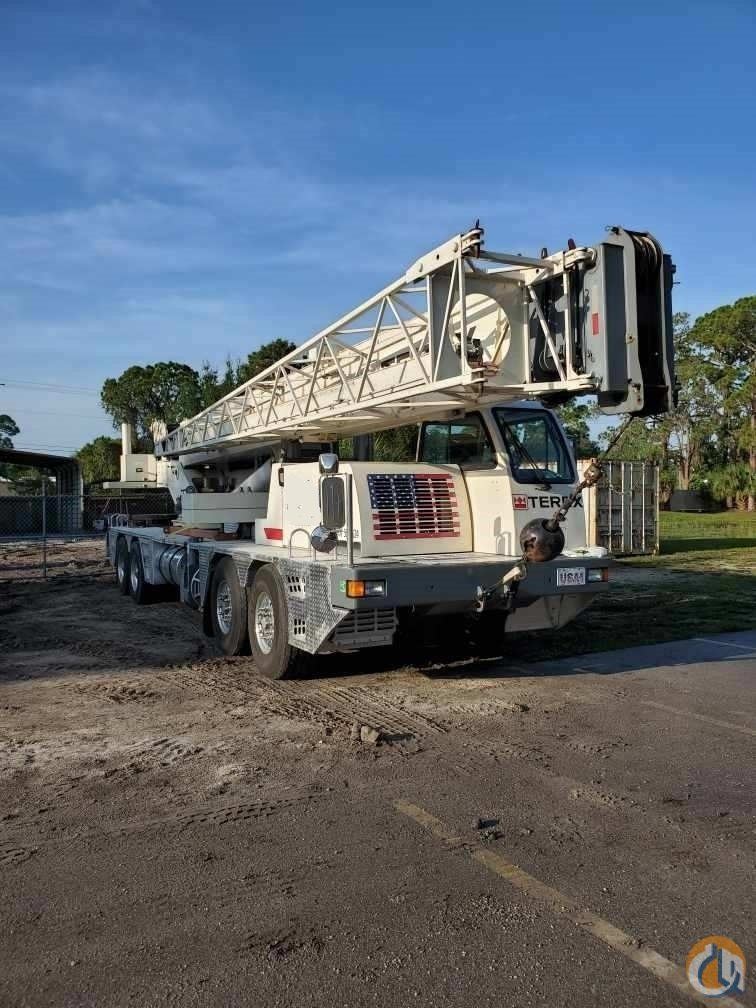 2007 Terex T560 Crane for Sale on CraneNetwork.com
