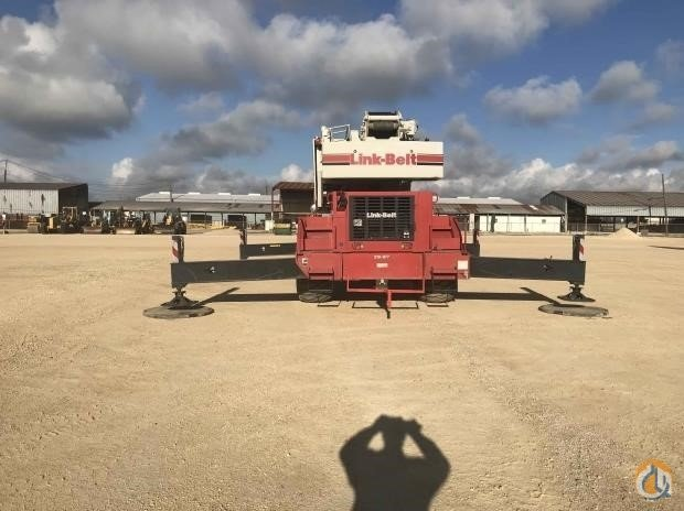 2014 LINK-BELT RTC-8065 II Crane for Sale in San Leandro California on CraneNetwork.com