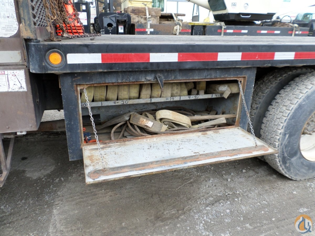 1990 RO Stinger TC2863 Crane for Sale or Rent in Bozeman Montana on CraneNetwork.com