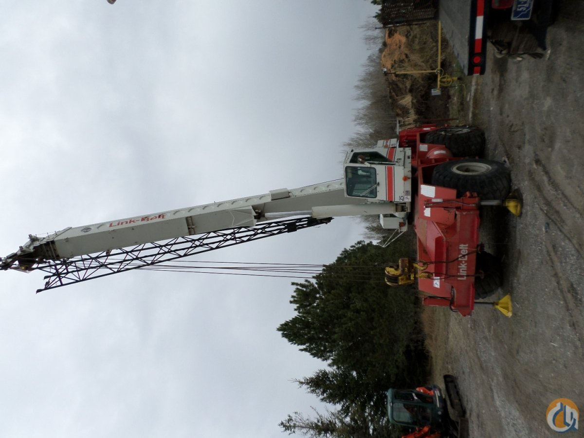 1992 Link-Belt HSP8028S Crane for Sale or Rent in Bozeman Montana on CraneNetwork.com