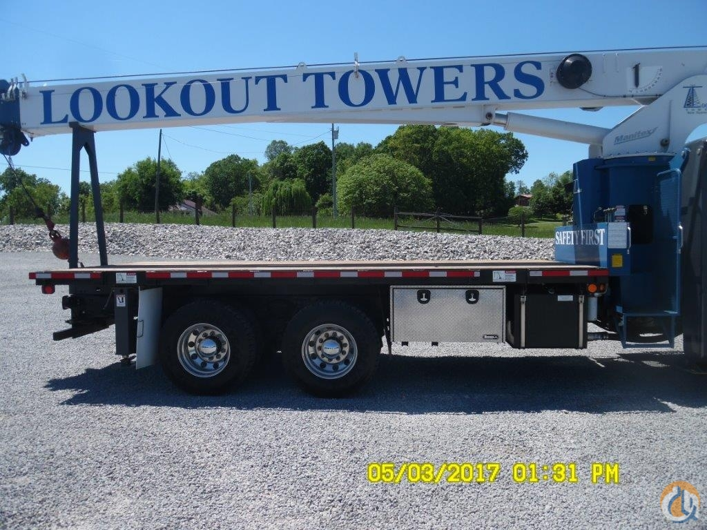 Sold 2013 MANITEX 30100C Crane for  in New Tazewell Tennessee on CraneNetwork.com