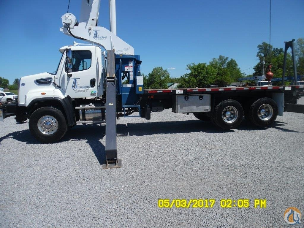 2013 MANITEX 30100C Crane for Sale in New Tazewell Tennessee on CraneNetworkcom