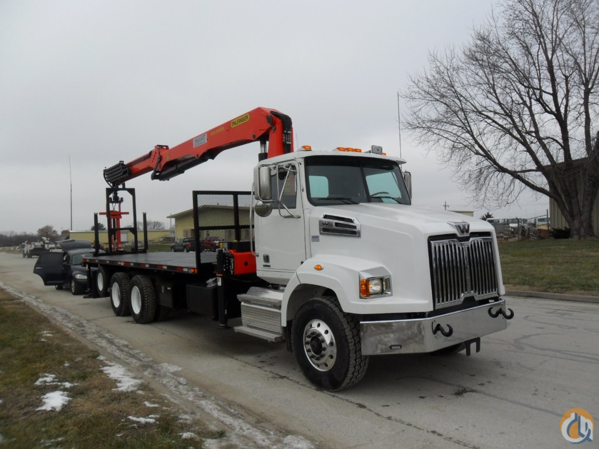 Sold Palfinger Drywall Crane Available in July Crane for  in Olathe Kansas on CraneNetwork.com