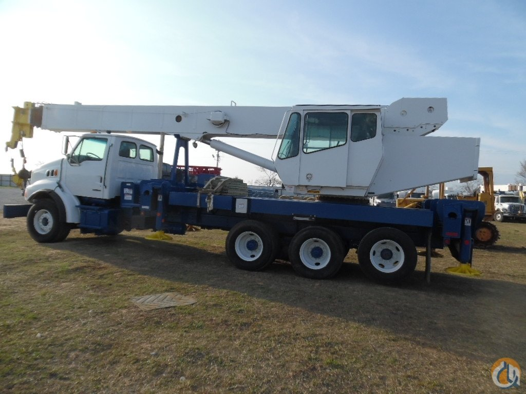 2000 National 1800 Crane for Sale in Lone Grove Oklahoma on CraneNetworkcom