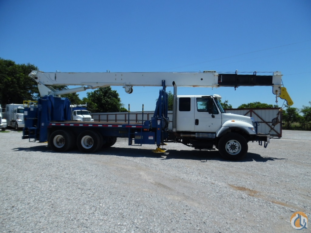 2005 National 900A Crane for Sale in Lone Grove Oklahoma on CraneNetwork.com