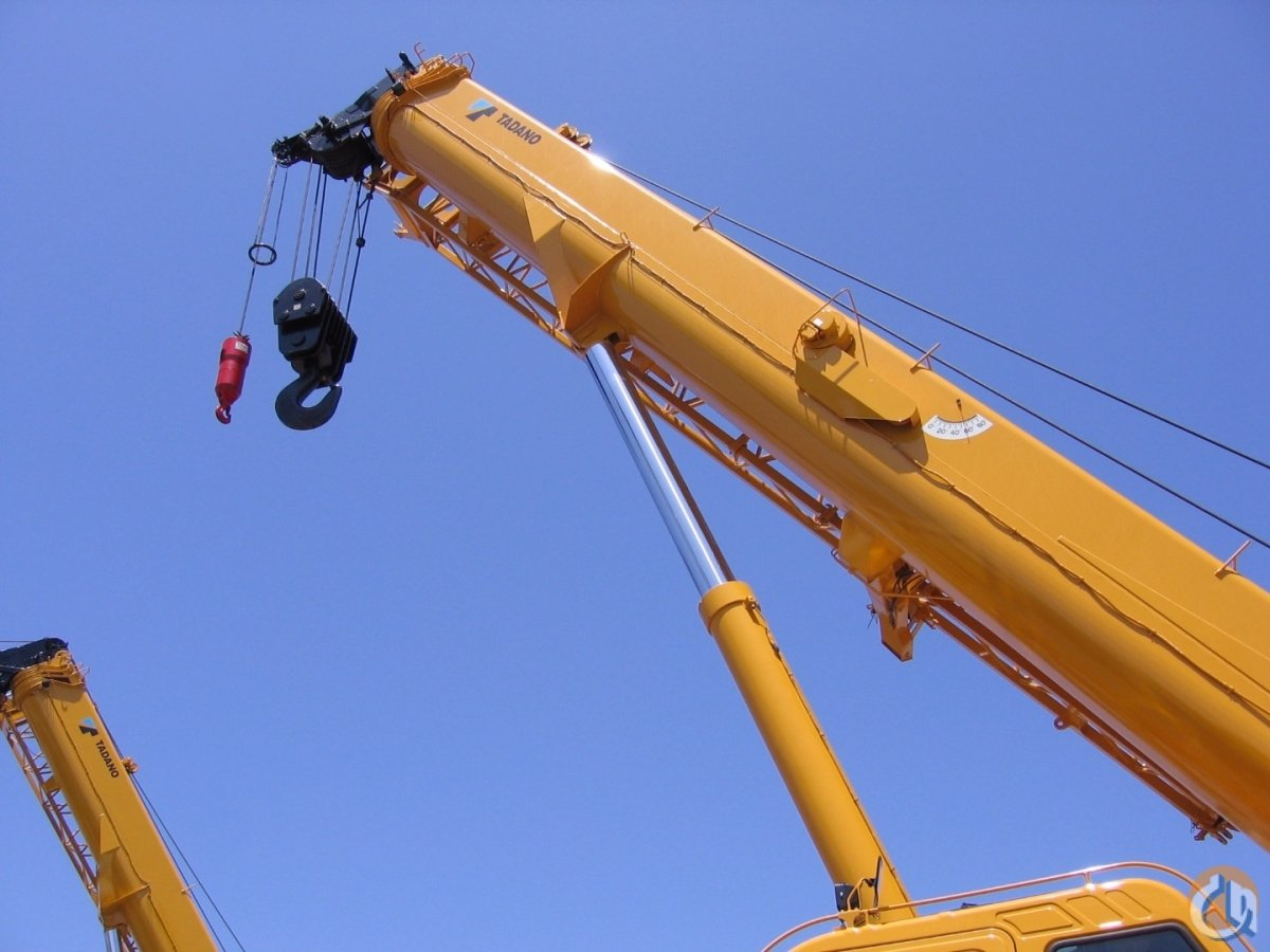 2011 Tadano GR-1000XL-2 Crane for Sale on CraneNetworkcom