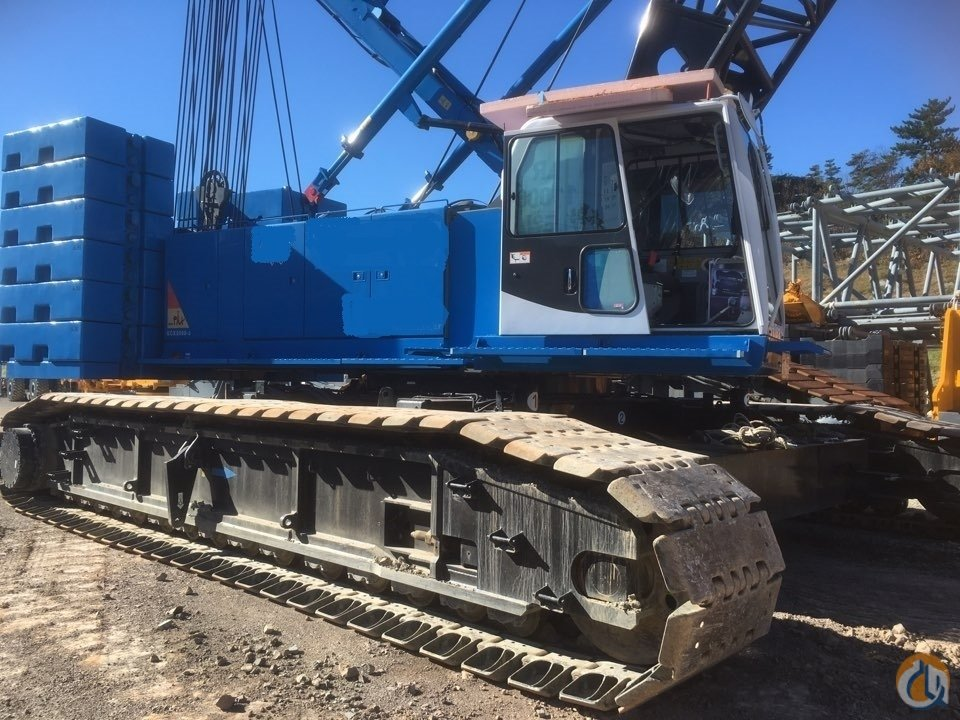 2014 Hitachi-Sumitomo SCX2800-2 CRAWLER CRANE Crane for Sale in Houston Texas on CraneNetwork.com