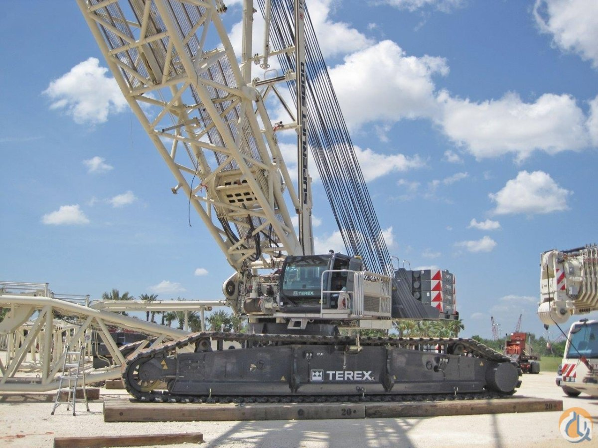 DEMAG SL 3800 715 Ton Lease or Sale or LPO Crane for Sale or Rent in Houston Texas on CraneNetwork.com