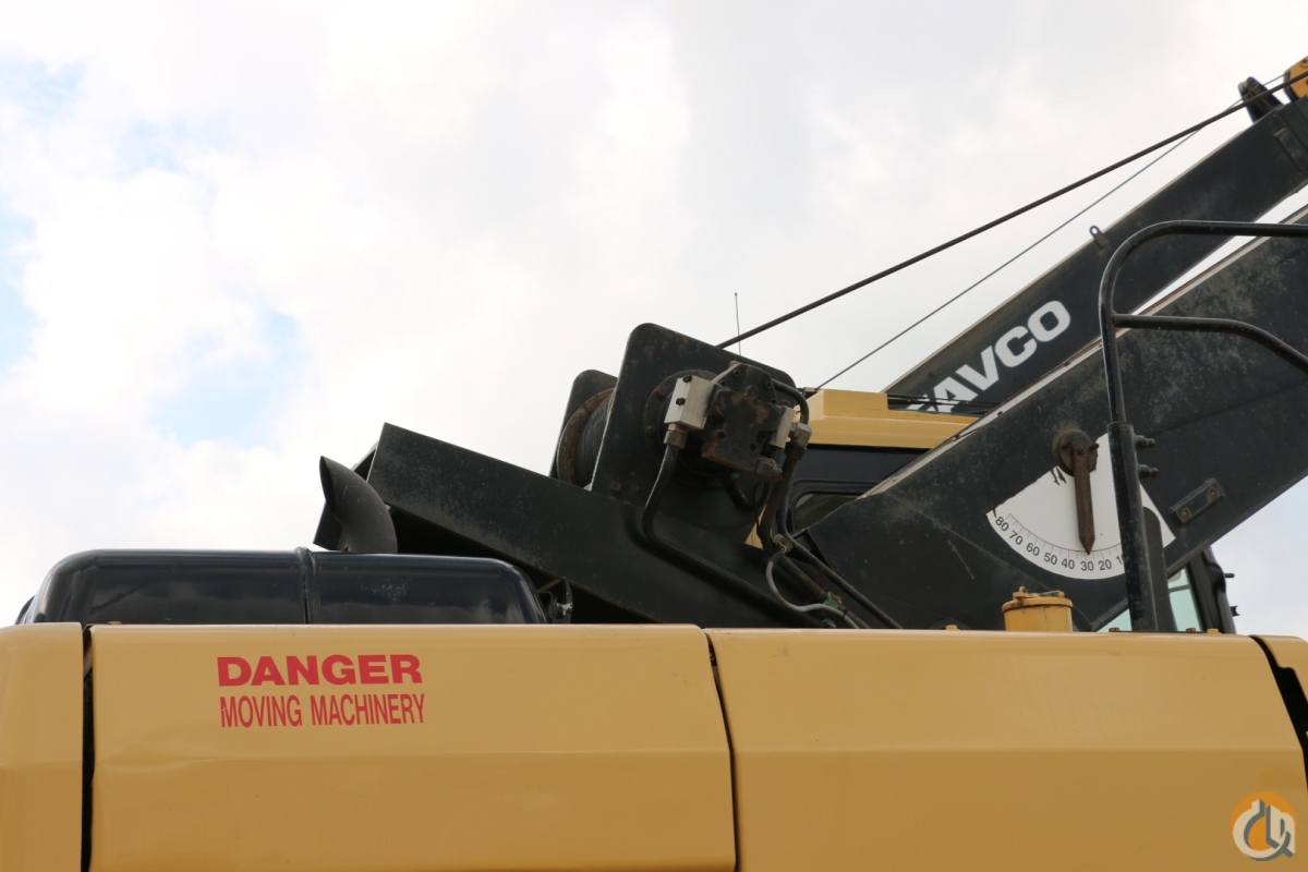 2001 Favelle Favco 30T Crane for Sale in Harlingen Texas on CraneNetwork.com