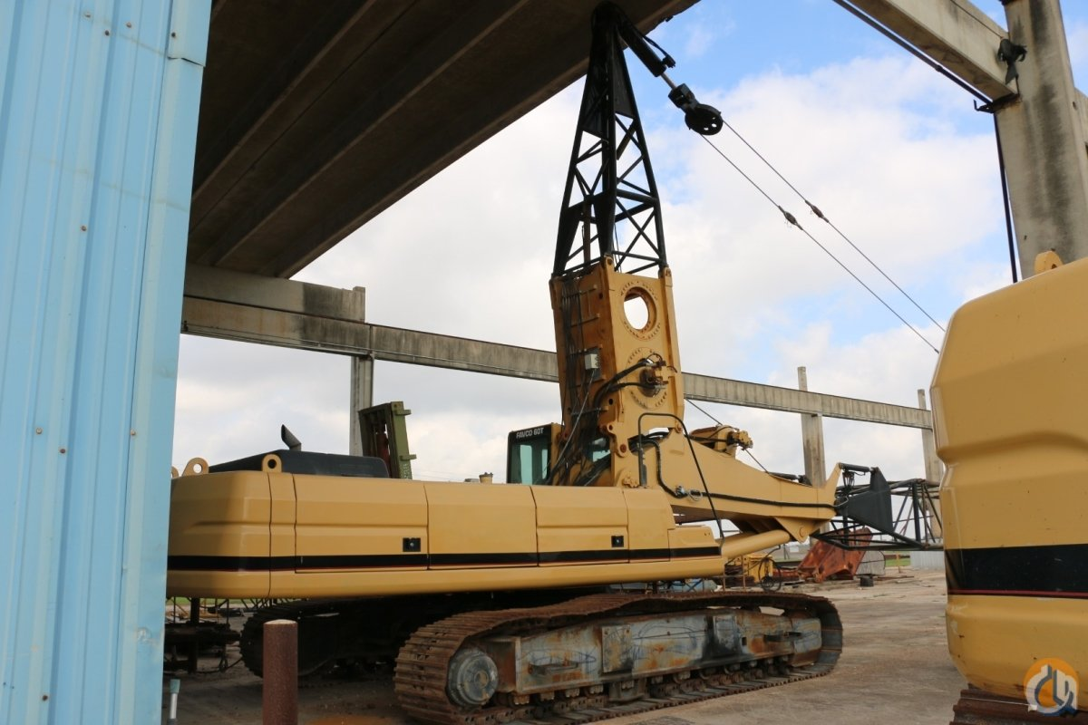 2005 Favelle Favco 60L Crane for Sale in Harlingen Texas on CraneNetwork.com