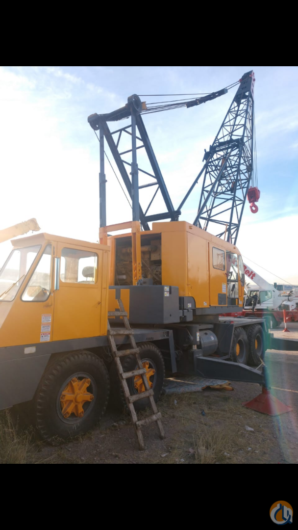 1974 PH 790 Crane for Sale in Chihuahua Chihuahua on CraneNetwork.com