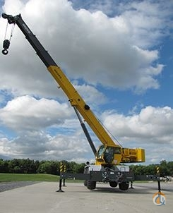 Sold 2005 Grove RT650E Crane for  in New York New York on CraneNetwork.com