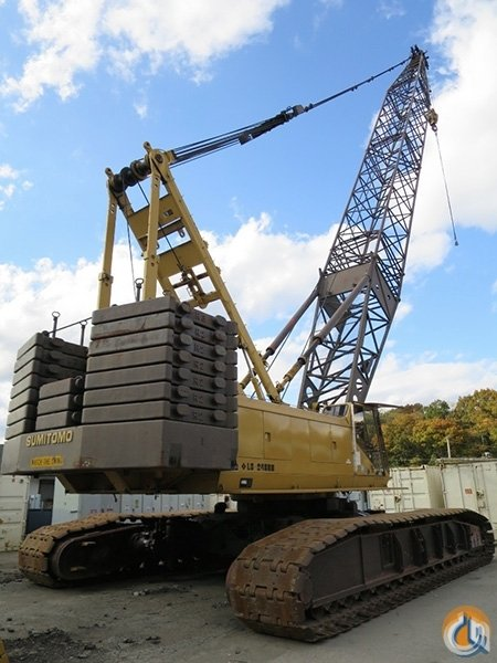 SUMITOMO WITH VERY STRONG CHART Crane for Sale in Boston Massachusetts on CraneNetwork.com