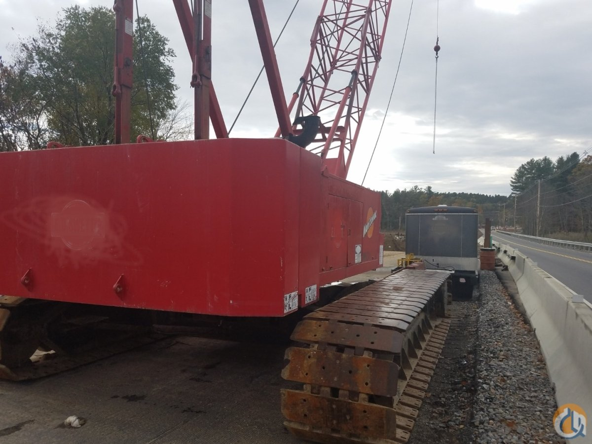 M-80 Manitowoc Crane for Sale in Billerica Massachusetts on CraneNetwork.com