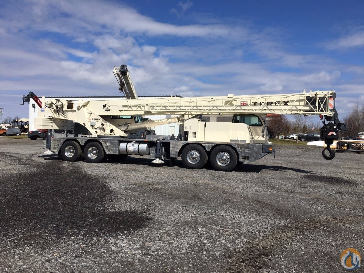 2015 TEREX T780  - TWO In Stock Crane for Sale in Syracuse New York on CraneNetworkcom