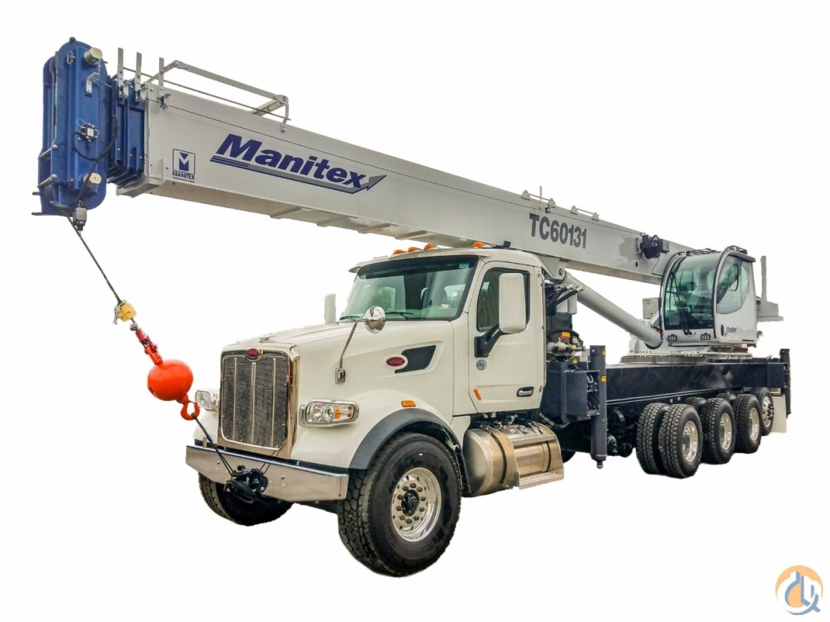 NEW 2019 MANITEX TC-60131 Crane for Sale in Georgetown Texas on CraneNetwork.com