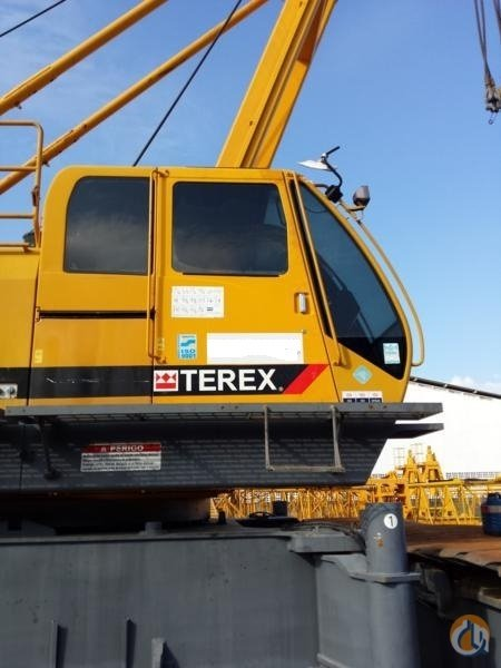 2008 TEREX HC230 CRAWLER CRANE 230 TON Crane for Sale on CraneNetworkcom
