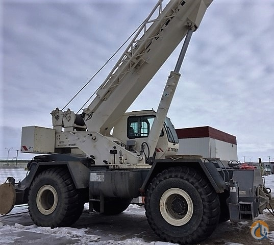 2008 TEREX RT555 Crane for Sale on CraneNetworkcom