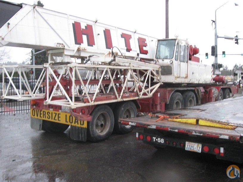 Sold Grove TM 650 Crane for  on CraneNetwork.com