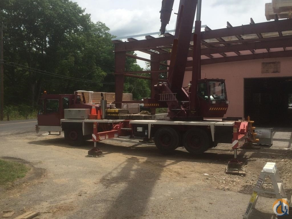 1998 GROVE TMS635BE Crane for Sale on CraneNetwork.com