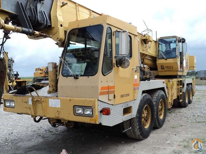 1998 Grove TMS640 Crane for Sale on CraneNetworkcom