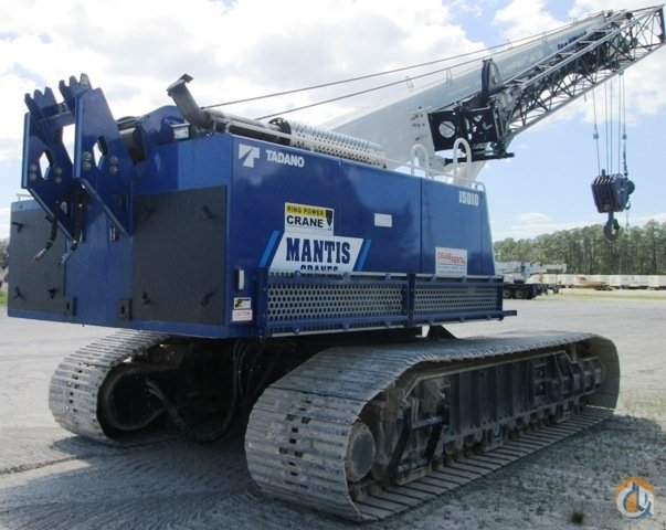 2014 MANTIS 15010 Crane for Sale in St. Augustine Florida on CraneNetwork.com