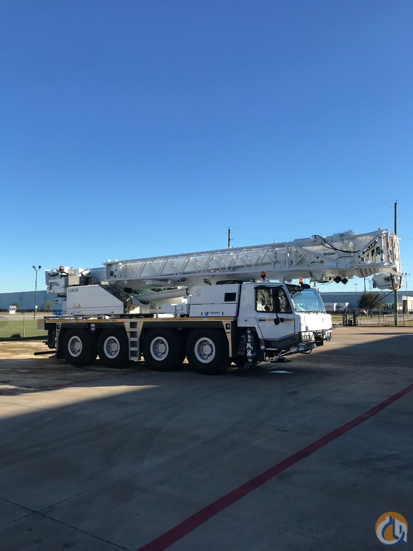 2019 Tadano ATF70G-4 ATF70 75 ton 4 axle All terrain Crane for Sale in Houston Texas on CraneNetwork.com