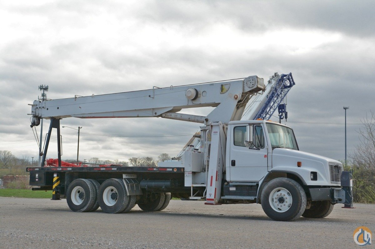 23.5 TON BOOM TRUCK WITH LONG BOOM AND JIB  3 UNITS AVAILABLE Crane for Sale on CraneNetwork.com