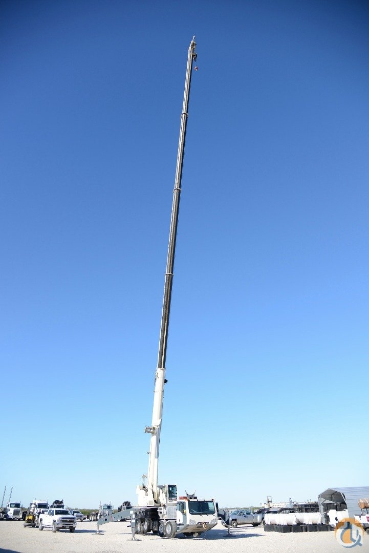 Terex Roadmaster 9000 Truck Mounted Telescopic Boom Cranes Crane for Sale 164 Feet main boom Warranty Available in  Texas  United States 208290 CraneNetwork