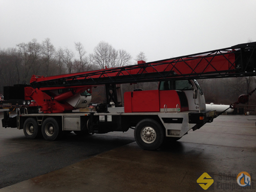 2001 Terex T340XL Crane for Sale on CraneNetwork.com