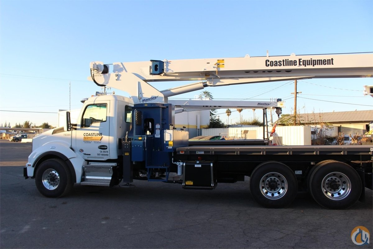2019 MANITEX 30100C Crane for Sale or Rent in Sacramento California on CraneNetwork.com