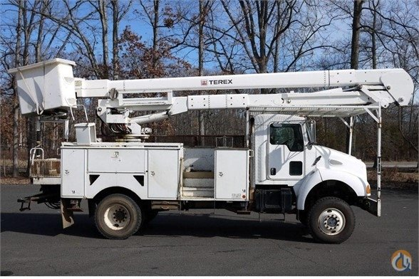 2006 TEREX HRX55 8796 Crane for Sale in Hatfield Pennsylvania on CraneNetwork.com