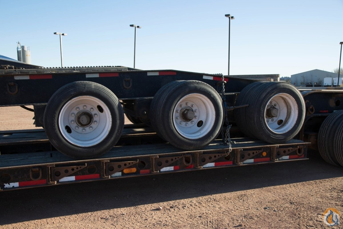 FONTAINE 60 Ton 7 Axle 3 2 2 WEST COAST TRAILER WITH 30 FEET IN THE WELL RGN LOWBOY Crane for Sale on CraneNetwork.com