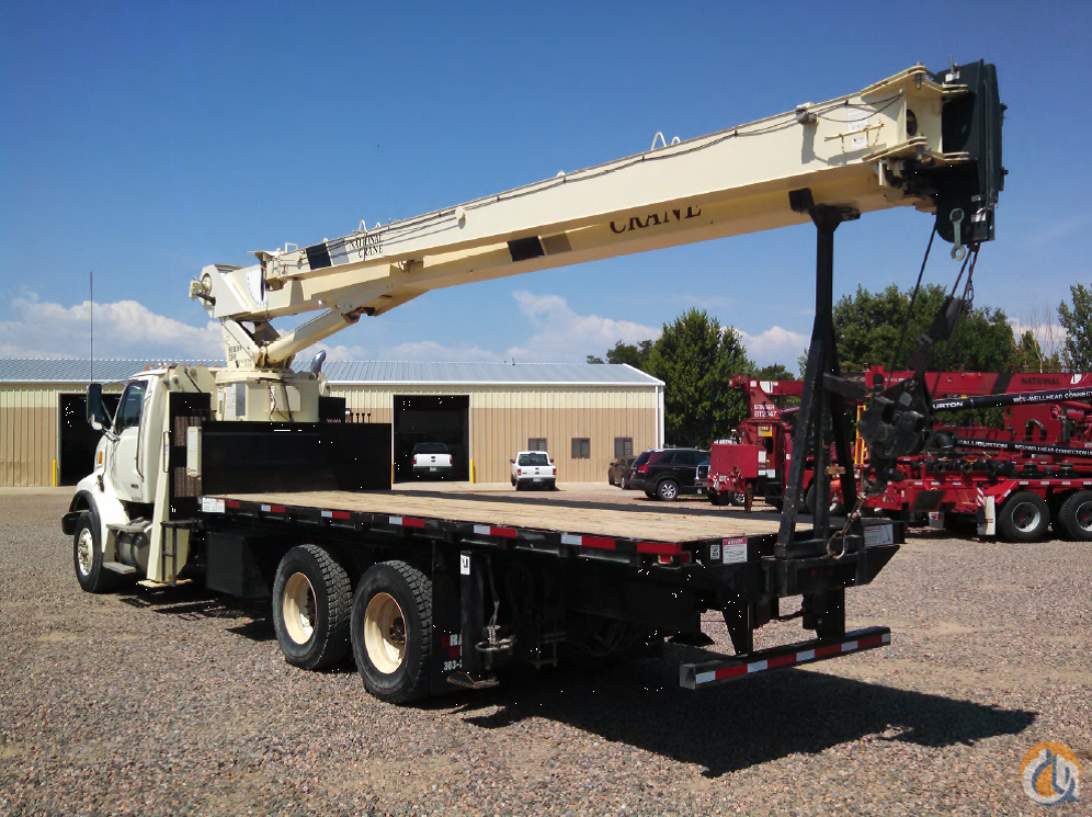 Used Jib Cranes Houston : Sold used national crane for in houston texas on
