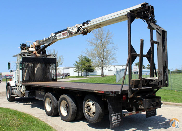 Used IMT 16000S3 WALLBOARD CRANE Crane for Sale in Olathe Kansas on CraneNetwork.com