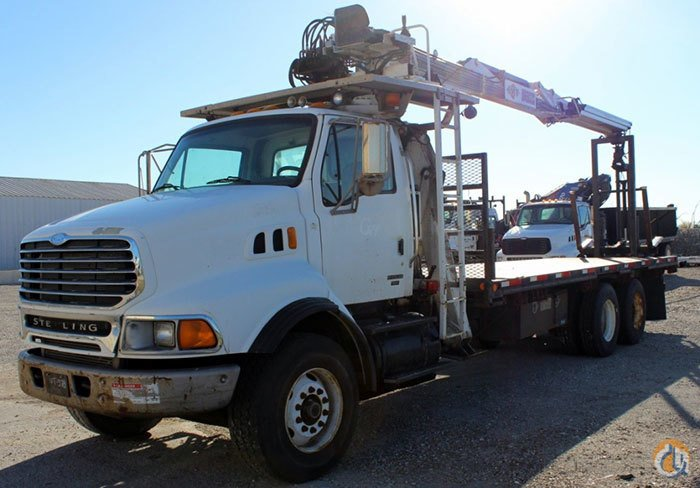 Used IMT 16000 WALLBOARD CRANE Crane for Sale in Olathe Kansas on CraneNetwork.com