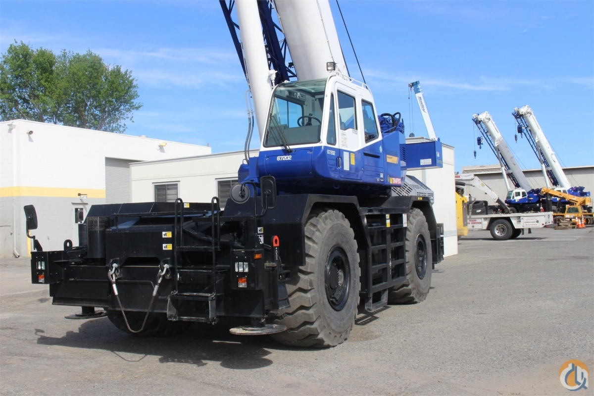 2016 TADANO GR750XL-2 Crane for Sale or Rent in Sacramento California on CraneNetwork.com