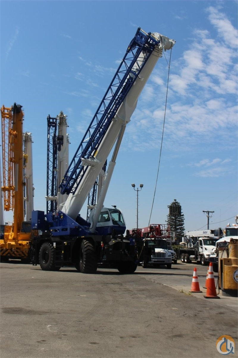 2018 TADANO GR900XL Crane for Sale or Rent in Santa Ana California on CraneNetwork.com