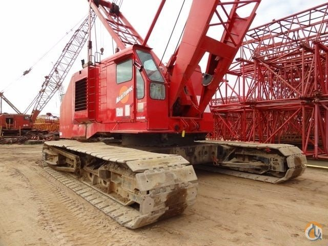 1981 Manitowoc 3900W Vicon Series II Crawler Crane Crane for Sale on CraneNetwork.com