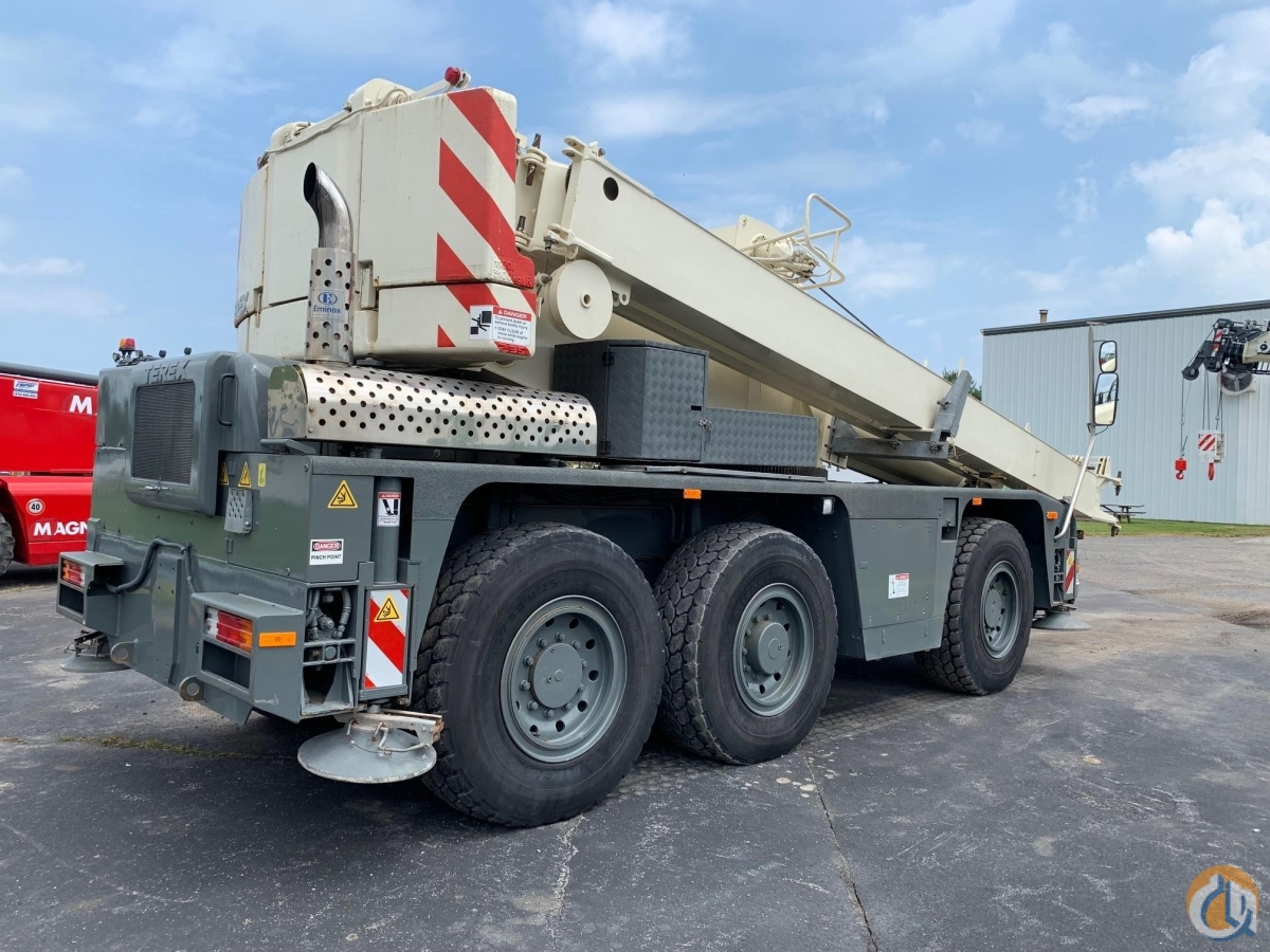 2004 DEMAG AC40 CITY Crane for Sale in North Syracuse New York on CraneNetwork.com