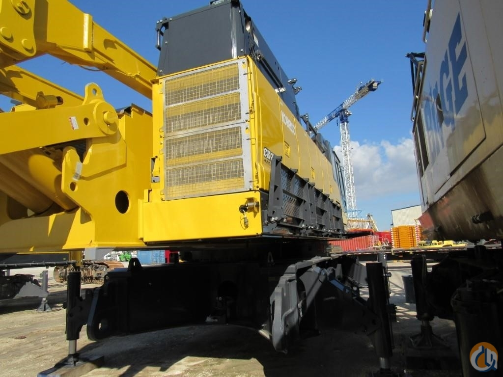 2019 KOBELCO CK2750G II Crane for Sale in San Leandro California on CraneNetwork.com