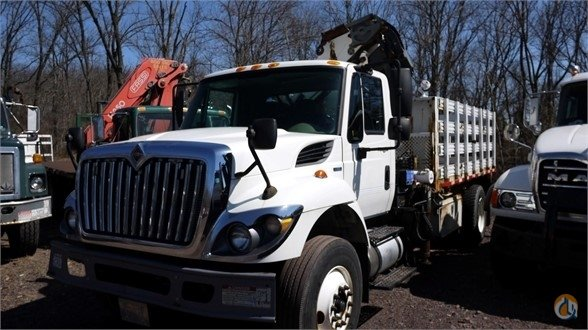 Sold 2008 IMT 16117 9080 Crane for  in Hatfield Pennsylvania on CraneNetwork.com