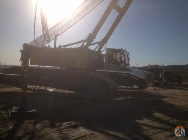 2008 LIEBHERR LR1300SX Crane for Sale in Houston Texas on CraneNetwork.com